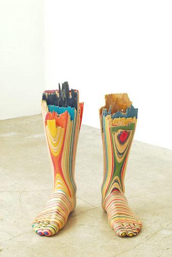 HAROSHI foot